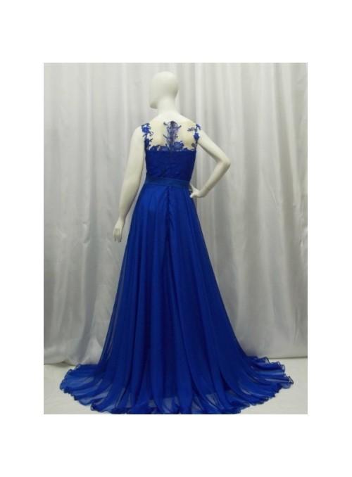 Modelo Fenix Azul Royal